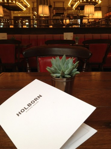 The Holborn Dining Room at The Rosewood London