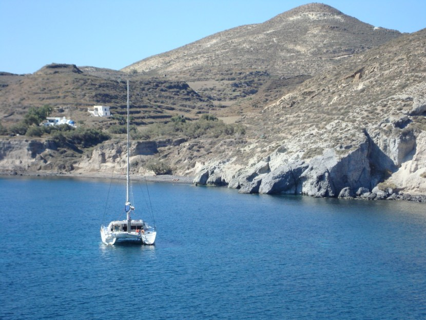 Greek Island Catamaran