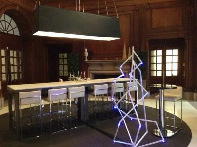 Le Meridien Philadelphia lobby