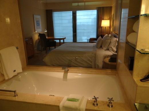 Westin Sydney bath tub