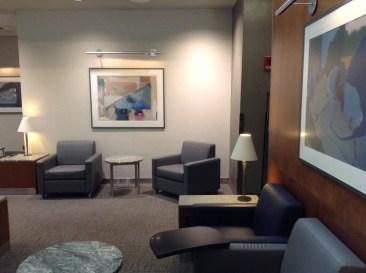 American Airlines PHL Lounge Terminal B/C