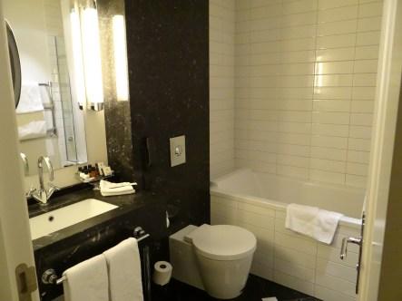 Hotel Borg bathroom Reykjavik