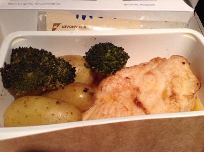 Icelandair Special Meal Low Calorie