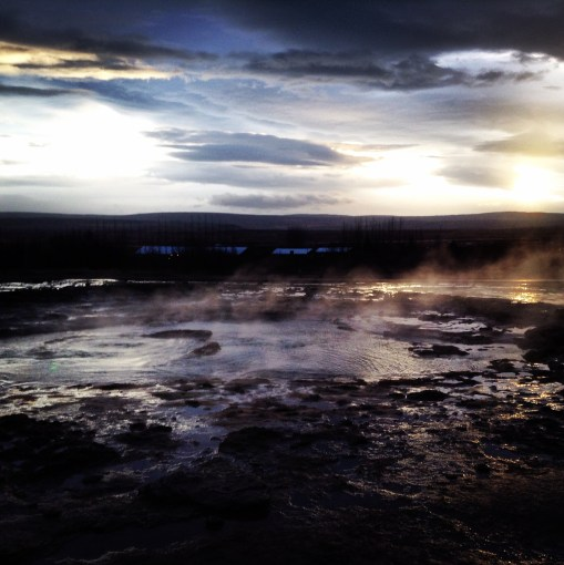 Photos of Iceland Geyser Park - featured in What's On Reykjavik Jan2015