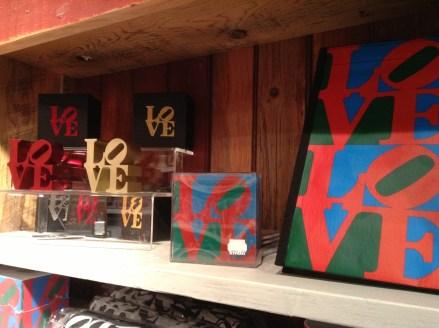 LOVE Souvenirs PA General Store