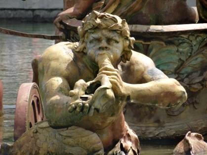 Versailles Fountain of Apollo
