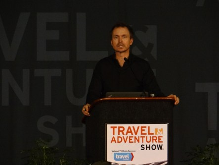 Phil Keoghan Travel Adventure Show