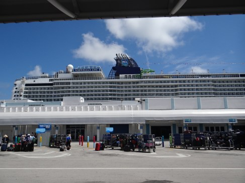 NCL EPIC cruise ship - my first transatlantic repositioning cruise