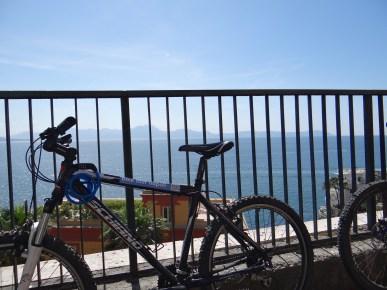 Bike Tour Napoli bike