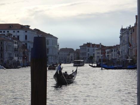 Grand Canal Venice Sunset
