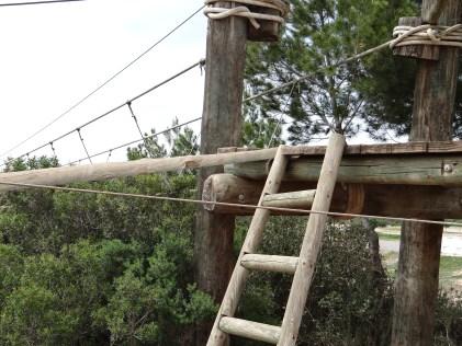Les Comes Ropes Course