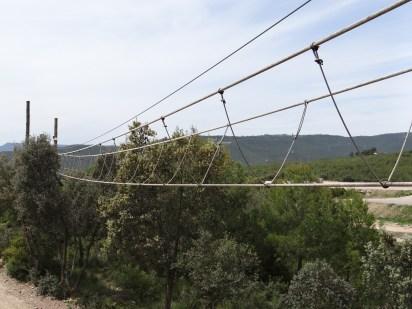 Les Comes Rope Bridge