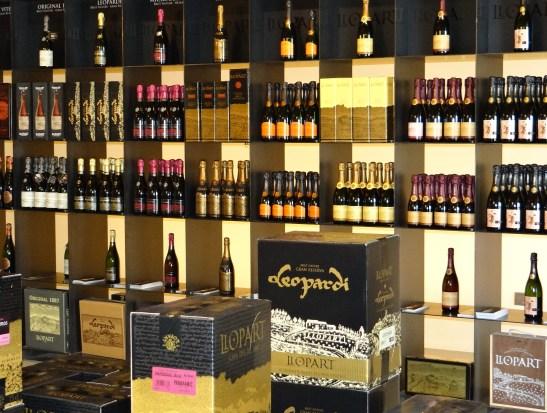 Llopart Winery Spanish Cava