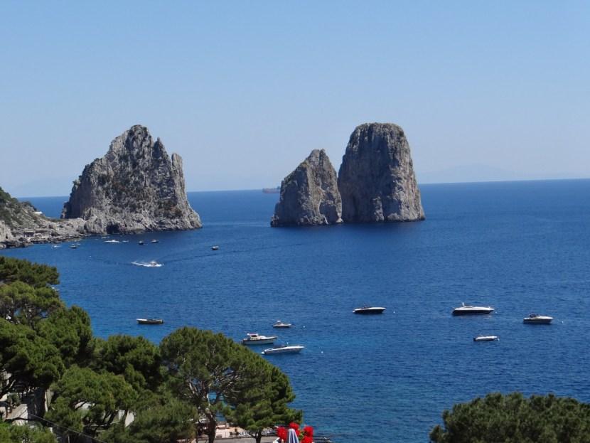 Fraglioni Rocks Capri