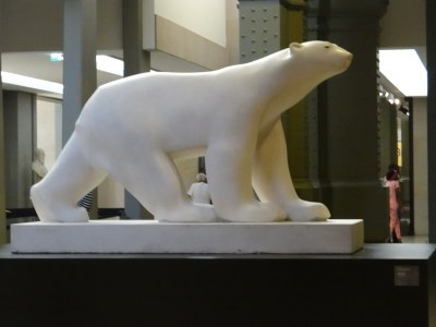 Pompon Bear Musee D'Orsay