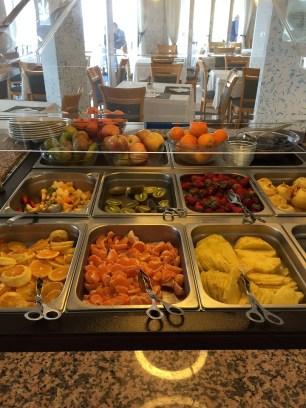 Breakfast buffet Hotel Weber Ambassador