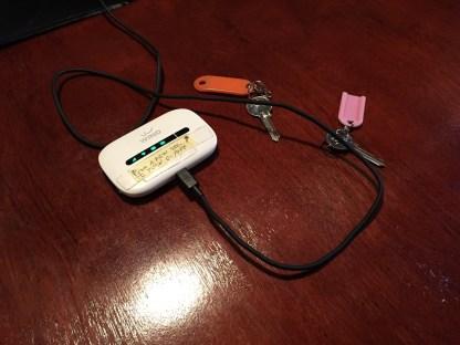 Portable Wifi device venice