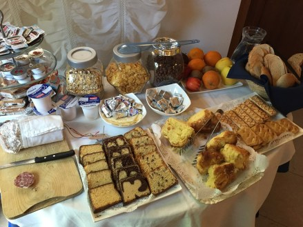 Venice Breakfast Santa Margherita Guesthouse