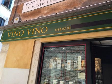Vino Vino Osteria Venice