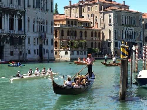 Gondola Venice Vogalonga