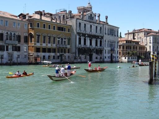 Vogalonga Grand Canal Venice