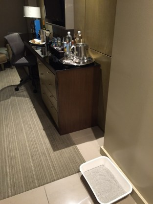 Kimpton Cats litter box