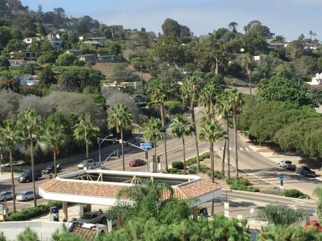 La Jolla Street view