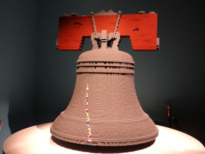 Liberty Bell Lego