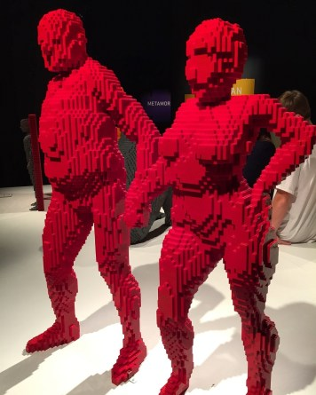 Everlasting Love Lego The Art of the Brick