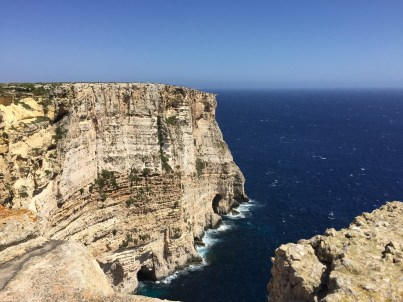 Ta Cenc Cliffs Gozo