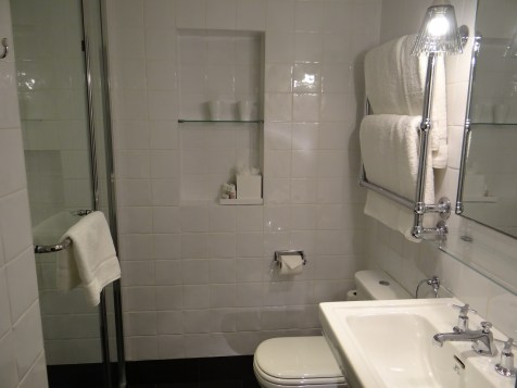 Great Northern Hotel London Bathroom
