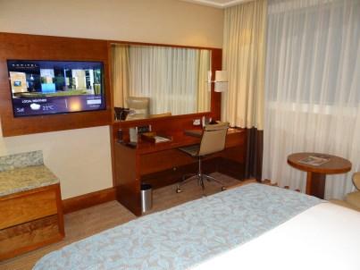 Sofitel Heathrow Hotel Room