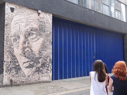 Alternative London Street Art tour
