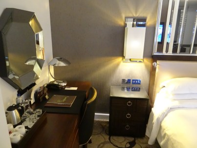 Renovated King Room Sheraton Park Lane London