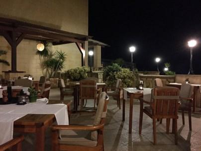 Al Fresco Dining Gozo Kempinski Gozo Malta