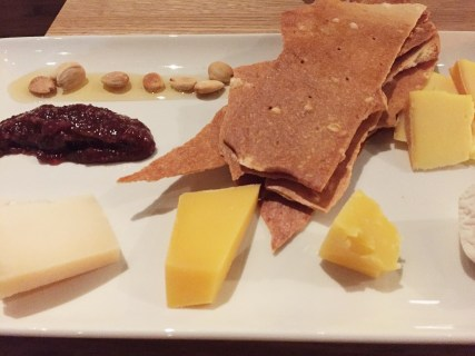 Cheese Tray Urban Farmer Philadelphia