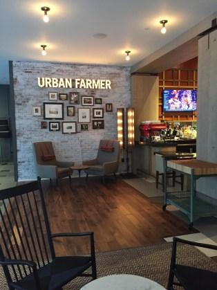 Urban Farmer Philadelphia at The Logan Hotel