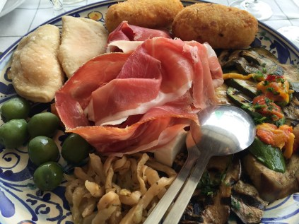 Sorrento Antipasti Sampler
