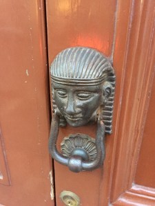 Italian door knocker Piano di Sorrento