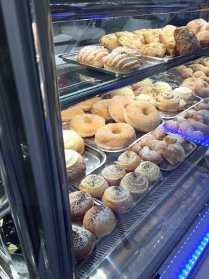 Italian bakery donuts Piano di Sorrento