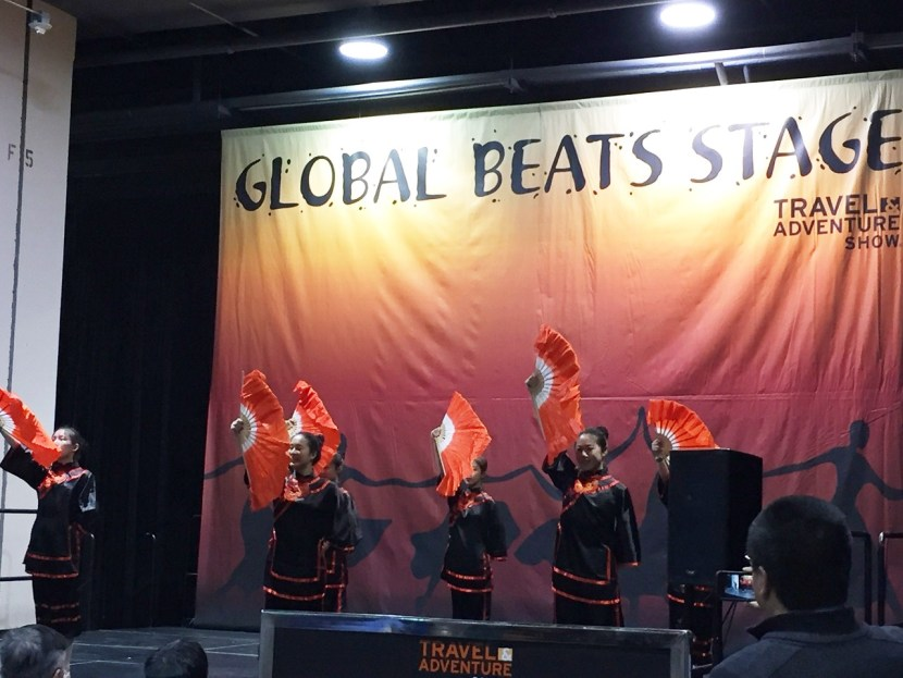 Global Beats Stage Philadelphia Travel & Adventure Show