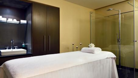 Westin Milan Spa Treatment Room