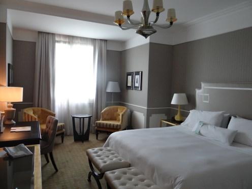 Westin Milan King Room