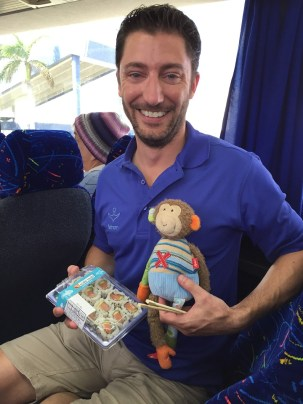 Fathom Cruise Staff Bart Product Development