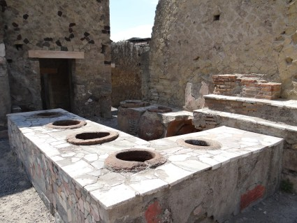 Herculaneum Cooking