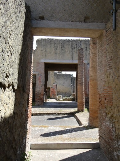 Herculaneum Visit from Naples