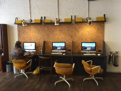 Hoxton Holborn Workstations