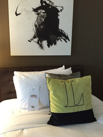 The Logan Hotel in room design colors boutique curio