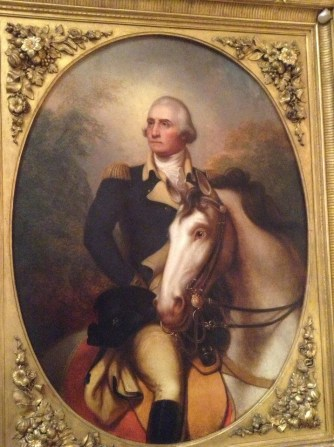 George Washington Portrait Philadelphia History