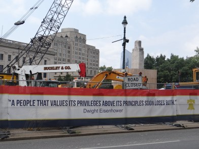 Philadelphia Replace the Bridges Construction Quotes on Parkway